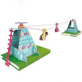 Klocki kreatywne GoldieBlox - podniebna gondola Ruby