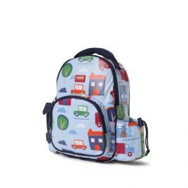 Plecak z kieszonkami Penny Scallan (5+) - autka