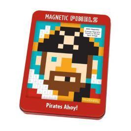 Zestaw magnesowych pikseli Mudpuppy - piraci