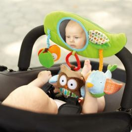Zabawka do wózka i fotelika Skip Hop z serii LAS