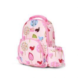 Plecak z kieszonkami Penny Scallan (5+) - ptaszki