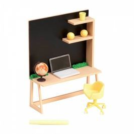 Akcesoria Lori -  zestaw mebli - gabinet