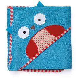 Duży ręcznik dla dzieci z kapturem Skip Hop - sowa