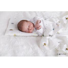 Poduszka Lullalove dla niemowląt do wózka, łóżeczka, fotelika - kucharz