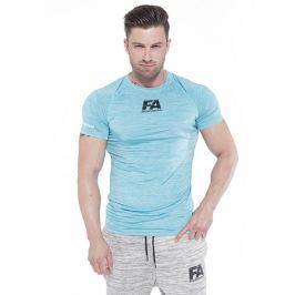 FA WEAR T-Shirt - Compression Light - Blue - S