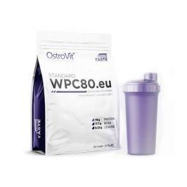 OSTROVIT WPC 80.eu Standard 2270 g + Shaker - Cream Brulee