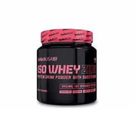 BioTech USA Iso Whey Zero 450g - Cookies Cream