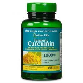 Puritan's Pride Turmeric Curcumin 1000mg - 60caps