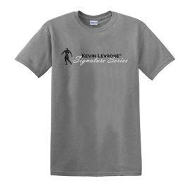 KEVIN LEVRONE T-Shirt - Double Neck - Light Header Grey (03) - XL