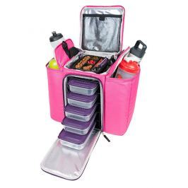 SIX PACK Innovator 500 na 5 posiłków - Pink Purp