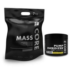 FA MASS CORE - 7000g + PumpCore Energizer - 216g - Vanilla / Exotic