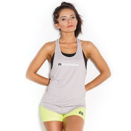FA WEAR Tanktop Woman's - Loose - Grey - L