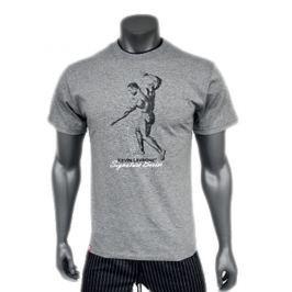 KEVIN LEVRONE T-Shirt - Double Neck - Light Header Grey (01) - L