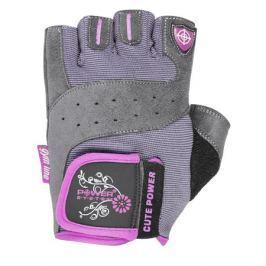 POWER SYSTEM Rękawice - Cute Power - Pink - S