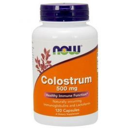 NOW Colostrum 500mg - 120vcaps