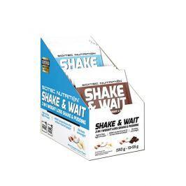 SCITEC Shake&Wait - box 10x55g