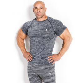 KEVIN LEVRONE T-Shirt - Compression - Dark Grey - S