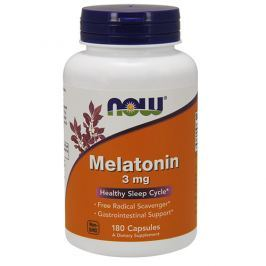 NOW Melatonin 3mg 180