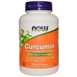 NOW Curcumin - 60vegcaps