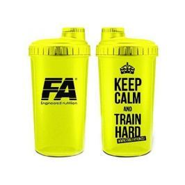 FITNESS AUTHORITY Shaker - 700ml - Keep Calm
