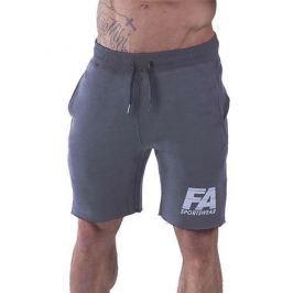 FA WEAR Sweatshorts - Basic - Grey - XL