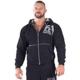FA WEAR Hoodie Jacket - Washed - Black - XL