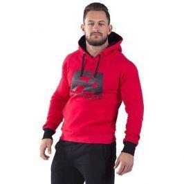 FA WEAR Hoodie Basic Red - XS