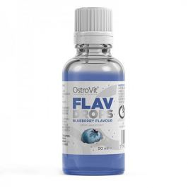 OSTROVIT Flavour Drops - 50ml - Blueberry