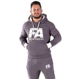 FA WEAR Hoodie Basic - Grey - S