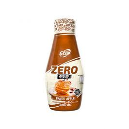 6Pak Syrup Zero 400 ml Bez Cukru Odchudzanie - Baked Apple