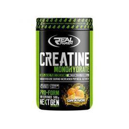 Real Pharm Creatine Monohydrate 500 g Najlepszy Monohydrat Kreatyny Wysyłka 24h - Cola Lemon