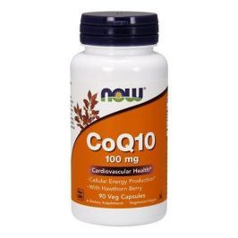 NOW CoQ10 ( Koenzym Q10 ) 100mg - 90vegcaps