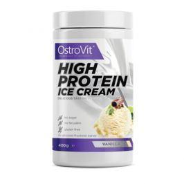 OSTROVIT High Protein Ice Cream - 400g - Vanilla