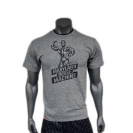 KEVIN LEVRONE T-Shirt - Double Neck - Light Header Grey (02) - L