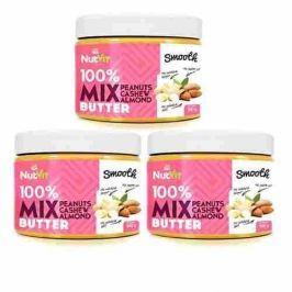 NUTVIT 3x NUTVIT Nut Butter Mix 500g