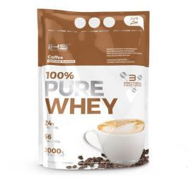 IRON HORSE 100% Pure Whey - 2000g - Coffee