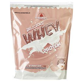 PEAK Delicious Whey Protein - 1000g - Coconut