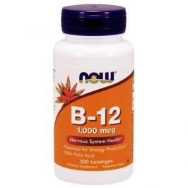NOW Vitamin B-12 - 100lozenges