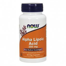 NOW Alpha Lipoic Acid 250mg - 60vegcaps