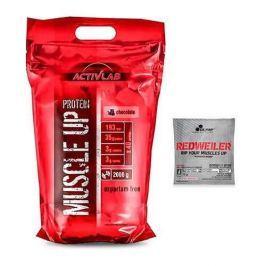 ACTIVLAB Muscle Up Protein - 2000g + Losowa Próbka - Vanilla