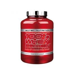 Scitec 100% Whey Protein Professional 2x 500 g Białko WPC (1kg) - Strawberry
