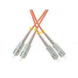 PATCHCORD ŚWIATŁOWODOWY MM 10M DUPLEX 50/125um OM2, SC-UPC/SC-UPC - Szybka dostawa lub możliwość odbioru w 39 miastach