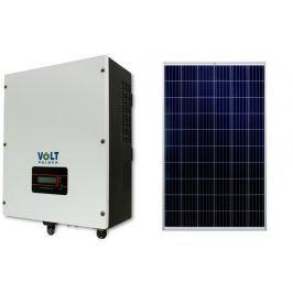 Eletrownia Słoneczna Fotowoltaiczna 3,2kW VOLT on-grid - Szybka dostawa lub możliwość odbioru w 39 miastach