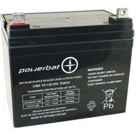 Akumulator AGM 33Ah - Szybka dostawa lub możliwość odbioru w 39 miastach