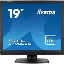 Monitor LED IIYAMA E1980SD-B1 19