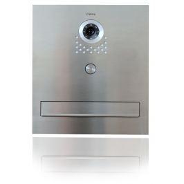 Skrzynka na listy Vidos S551-SKM z wbudowanym wideodomofonem - Szybka dostawa lub możliwość odbioru w 39 miastach
