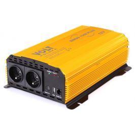 PRZETWORNICA SINUS PLUS 1500 12V / 230V 1000/1500W - Szybka dostawa lub możliwość odbioru w 39 miastach