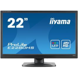 Monitor LED IIYAMA E2280HS-B1 21,5