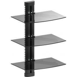 Półka Dvd/Tuner Signal DVD-293 - 3 poziomy - Szybka dostawa lub możliwość odbioru w 39 miastach