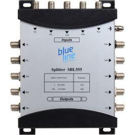 Rozgałęźnik 2 x 4 SAT + TV Blue Line SBL 555 - Szybka dostawa lub możliwość odbioru w 39 miastach